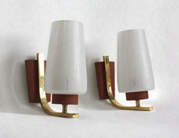 Sconces and Torchieres section