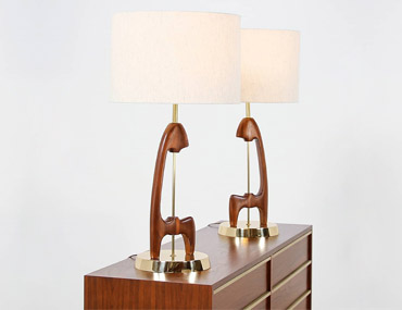 Lamps section