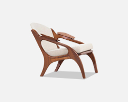 An awesome lounge chair image
