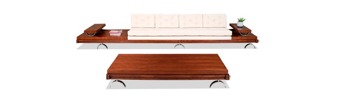 An awesome sofa