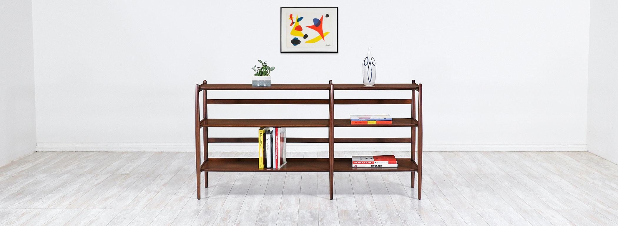 "Kipp Stewart ""Suncoast"" Bookshelf for Drexel Image"